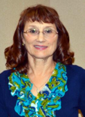Dietitian Gail Crofton