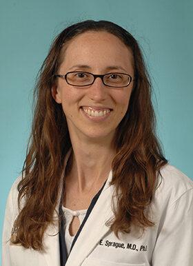 Dr. Jennifer Sprague