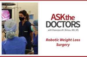 Weight loss surgeon Francesca Dimou